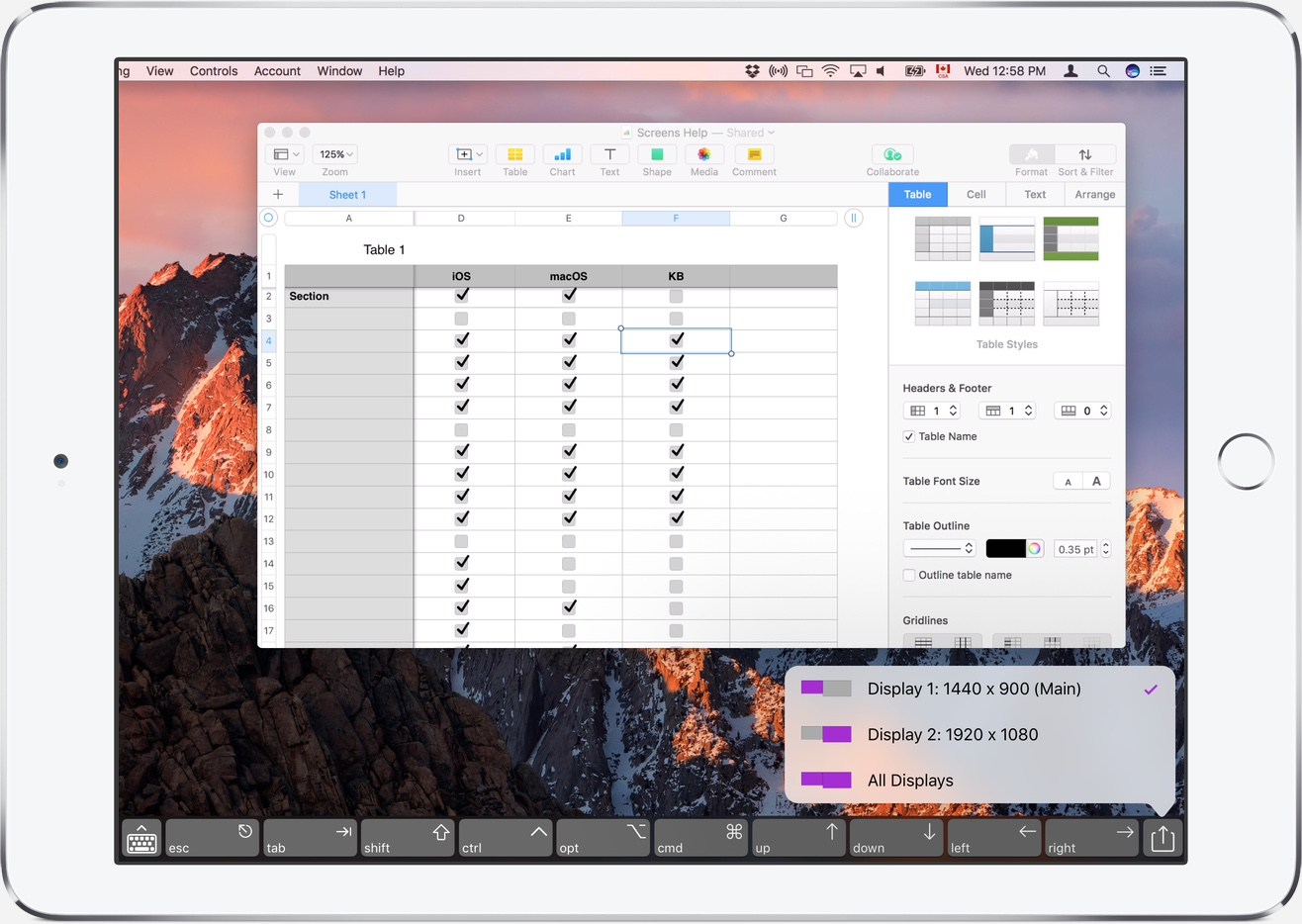 Screens for iOS - Control Any Computer Remotely from your